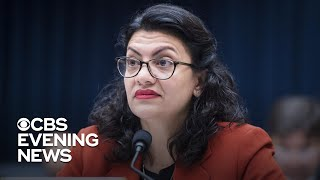 Congresswoman Tlaib speaks out on being barred from visiting Israel