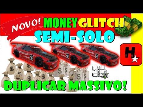 GTA 5 Semi Solo Money Glitch Duplicar Carros | Glitch dinheiro infinito GTA V 1.42 PS4 XBOX 1 PC