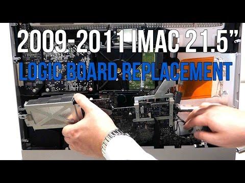 iMac Logic Board Replacement 2009 2010 2011 21 5
