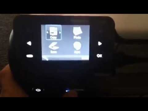HP Photosmart Printer Wireless Internet Setup & Chromebook Compatibility w_ Google Cloud Printing