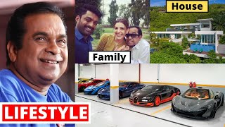 Brahmanandam Lifestyle 2020, Wife, Income, House, Cars, Family, Biography, Movies, Son & Net Worth