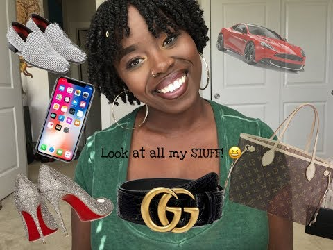 Convo with a Zany Black Girl| Hyper-consumerism| Perfection| Materialism