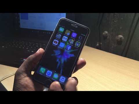 iphone 5s/6/6s/7/7+ stuck on black sreen| iphone stuck on itunes|fix a dead iphone with NO DATA LOSS