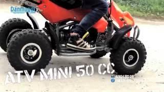 ATV MINI 50CC, untuk anak dan dewasa