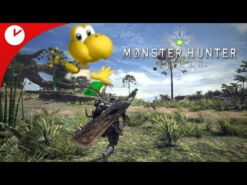 MHW | Hunting Low Tier Monsters | Grinding for Rare Parts | Monster Hunter World