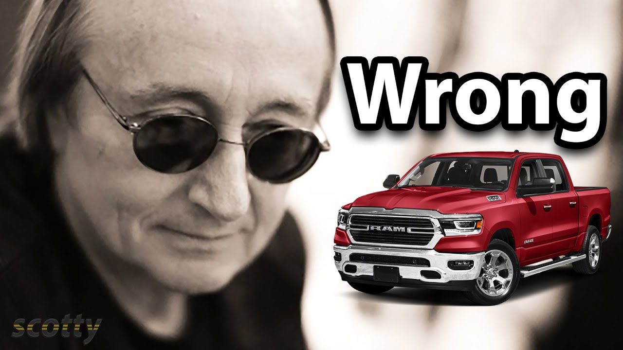 I Was Wrong About Dodge Rams