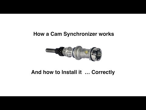 How a Cam Synchronizer Works