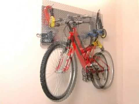 Metal Pegboard Installation and Use