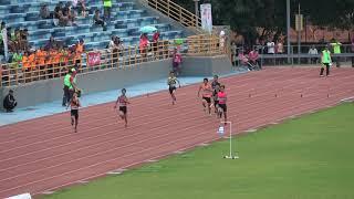 2019全國小學田徑錦標賽國小 男4*200公尺接力計時決賽第二組