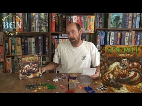 BGN: How to play Sheriff of Nottingham