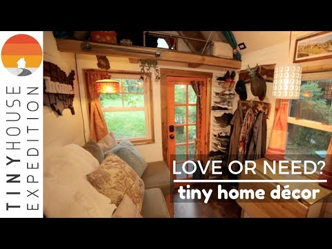 Our Tiny Home Décor Updates // Eclectic and Cozy