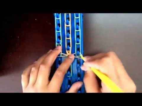 Rainbow Bridge Tutorial by Cra-Z-Loom Crafter