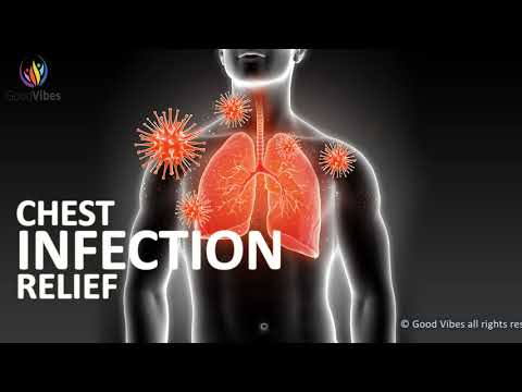 Chest Infection Treatment & Relief ➤ Chest Infection Sound Therapy ➤ Binaural Beats