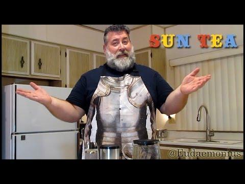 How To Make SUN TEA - Day 16,312