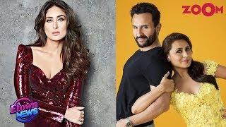 Kareena Kapoor Khan CONVINCES Saif Ali Khan to sign Bunty Aur Babli 2? | Bollywood Gossip