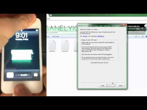 How to Jailbreak iOS 6.1.3, 6.1.2, 6.1.1, 6.1 _ Install Cydia Official- iPhone, iPad _ iPod Touch