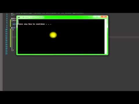 Basic arrays in C++