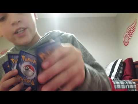 How to make a pokemon card deck tutorial