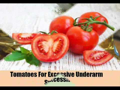 9 Home Remedies For Excessive Underarm Sweating