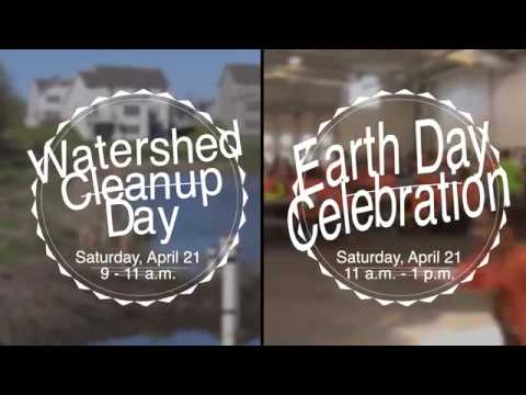 Watershed Earth Day promo 2018