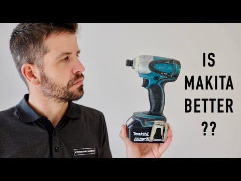Why I Chose Makita 18V