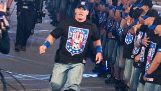 John Cena's WrestleMania entrances: WWE Playlist