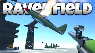 Hydra Launcher and Other Secret Guns! - Ravenfield Gameplay