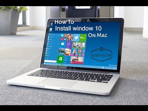 (Hindi) How To Very Easily Install Windows 7/8/10 on Apple Mac/Macbook