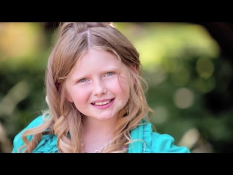 UI Stead Family Children's Hospital Kid Captain 2012 - Jacie Stewart