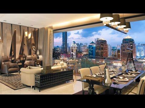 Opulent Luxury Show Flat in Grange Infinite Tower, Singapore