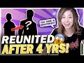 POKI REUNITES WITH A 12 YR OLD AFTER 4 YEARS Fortnite Duos