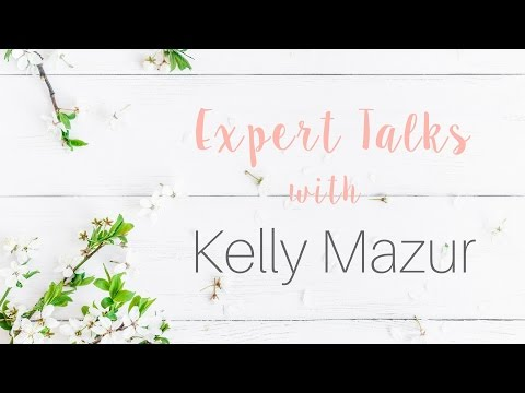 Expert Talks with Kelly Mazur - How to get noticed on Facebook