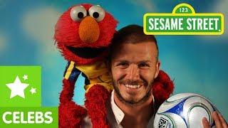 Sesame Street: David Beckham: Persistent