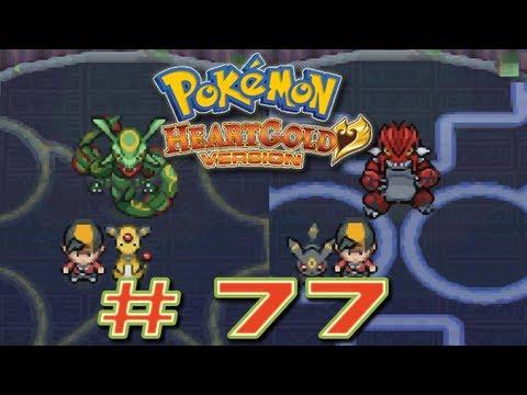 Pokémon HeartGold - # 77 ( Torre Oculta