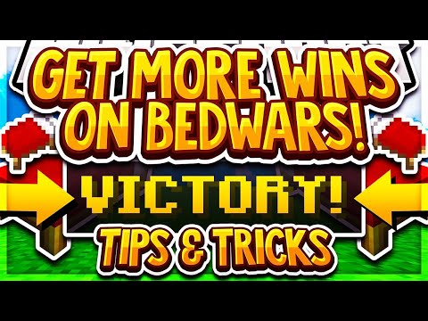 Bedwars Tips & Strategies For Winning (Minecraft BEDWARS)
