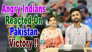 Angry Indians Reacted On Pakistan