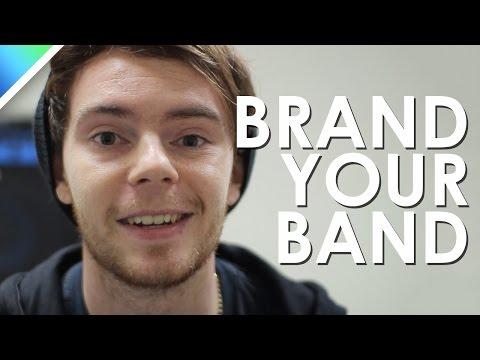 LOGOS - BRAND YOUR BAND!