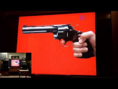MAME Gun Games played with a Wiimote