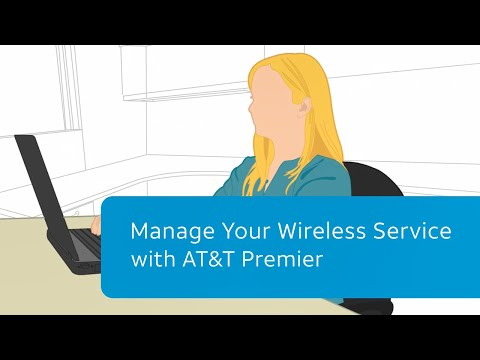 Manage Your Wireless Service with Premier