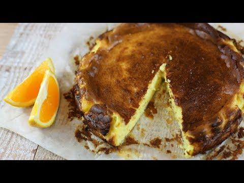 Easy Cheesecake Recipe : My Secret Crustless Cheescake (Crustless)