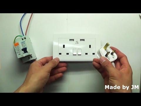 Blackout Tool(Earth leakage breaker tester)