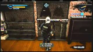 Dead Rising 2 Swat Outfit Location