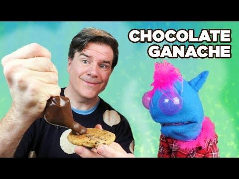 Chocolate Ganache:  3 Ingredient Recipes