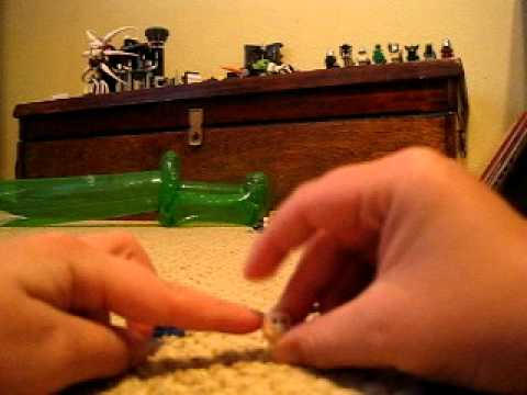 how to make a LEGO penguin
