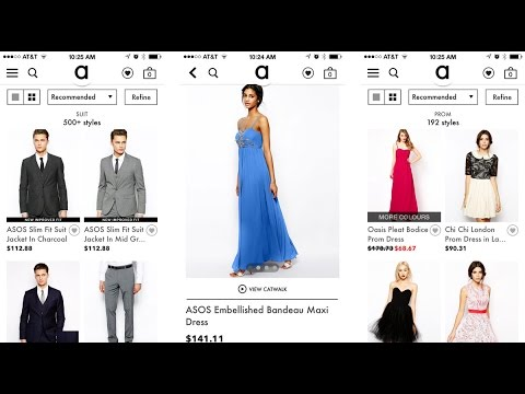 Best Prom Apps for iPhone