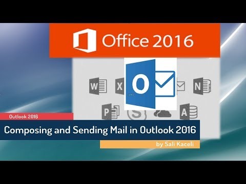 Outlook 2016 for the Absolute Beginner: Getting Started with Email