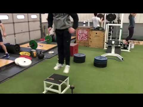 Movement Library: Side-to-Side Jump Step-ups
