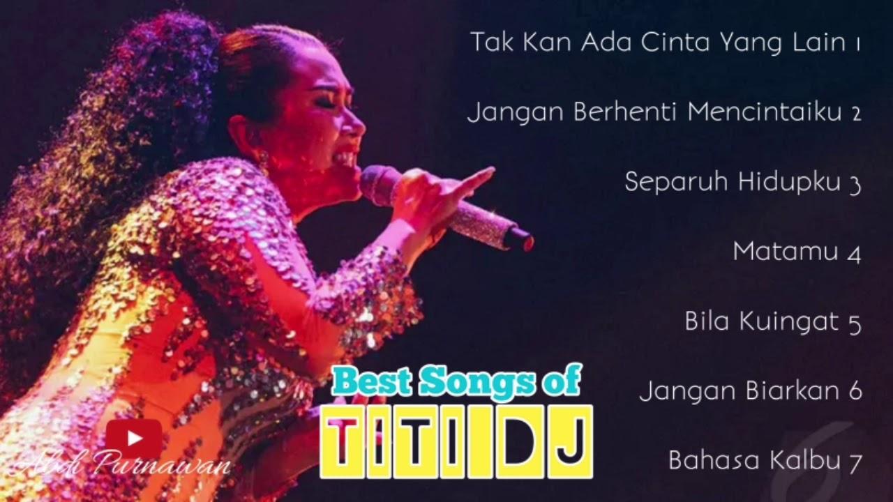Download Full Album 7 Lagu TITI DJ Paling Hits dan Selalu Enak Didengar | HQ MP3 Gratis