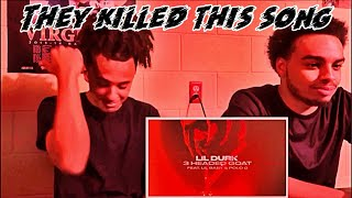 Lil Durk - 3 Headed Goat feat. Lil Baby & Polo G (Official Audio) Reaction