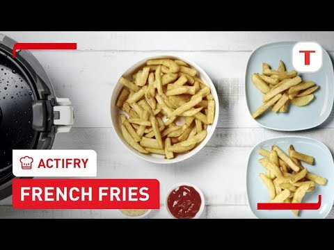 T-fal Actifry Recipe: French Fries